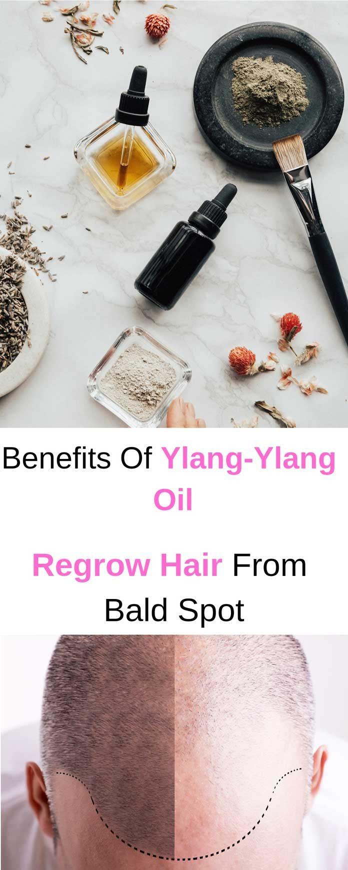 benefits of ylang ylang oil for hair growth