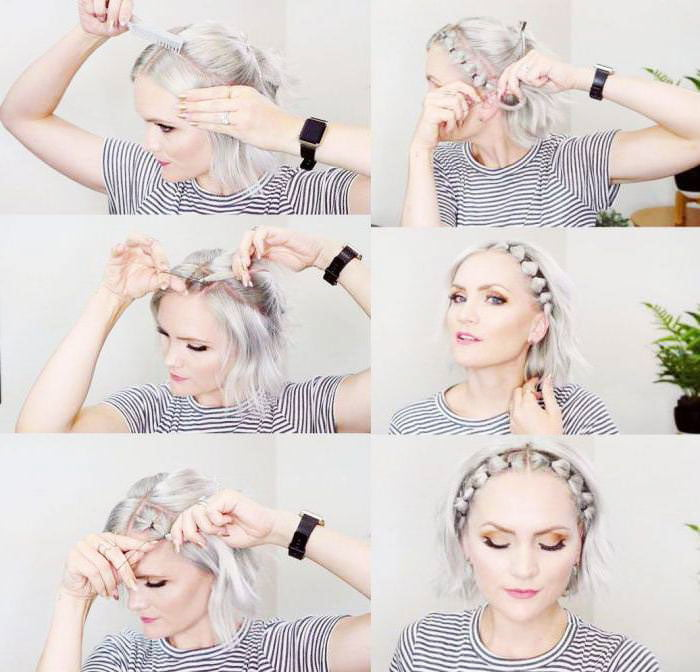 awesome short beautiful braids