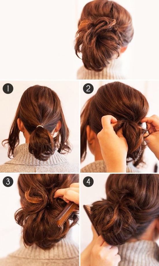 beautiful medium hair styles