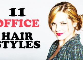 corporate hairstyles for long hair