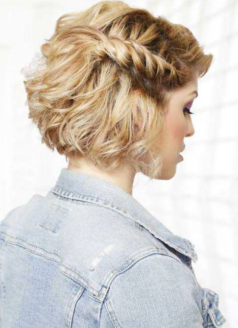 short braid hair styles