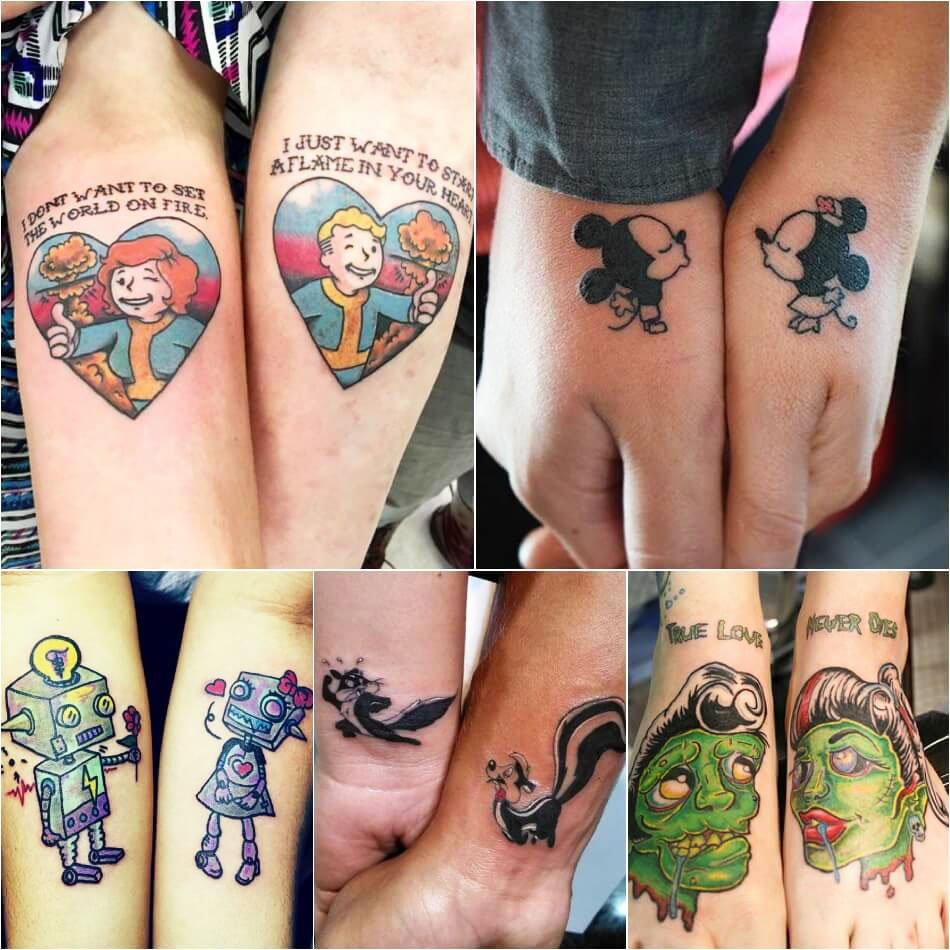 Couple Tattoos (27)