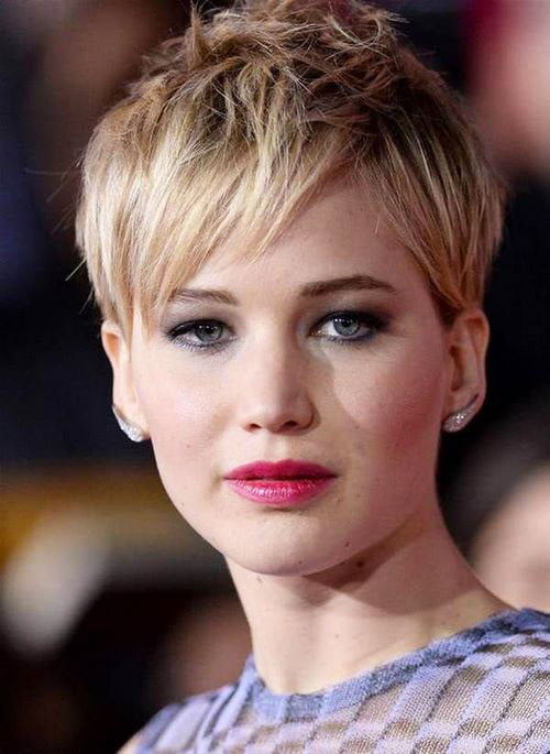 Short Pixie Easy Hairstyles for Thick Hair (10)