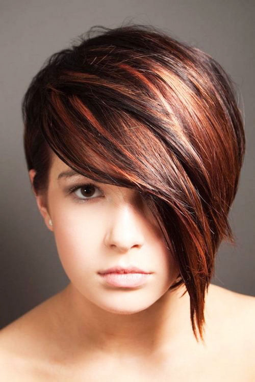 Short Pixie Easy Hairstyles for Thick Hair (11)