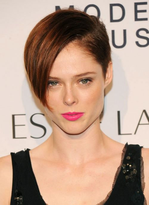 Short Pixie Easy Hairstyles for Thick Hair 31 8