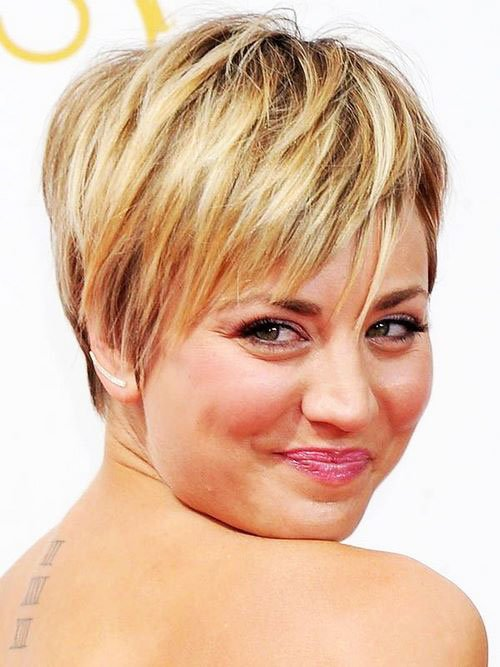 Short Pixie Easy Hairstyles for Thick Hair 35 12