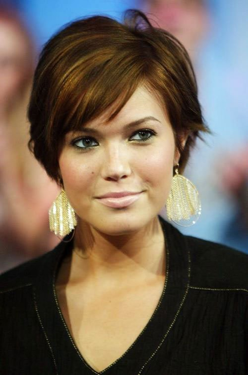 Short Pixie Easy Hairstyles for Thick Hair 40 17