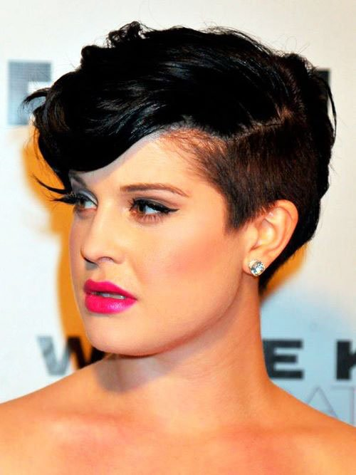 Short Pixie Easy Hairstyles for Thick Hair 41 18