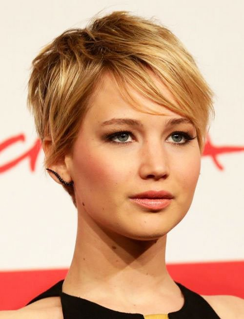 Short Pixie Easy Hairstyles for Thick Hair 44 21