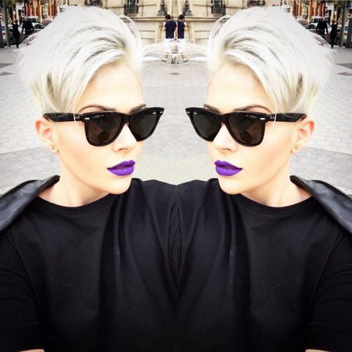 Short Pixie Easy Hairstyles for Thick Hair 53 30