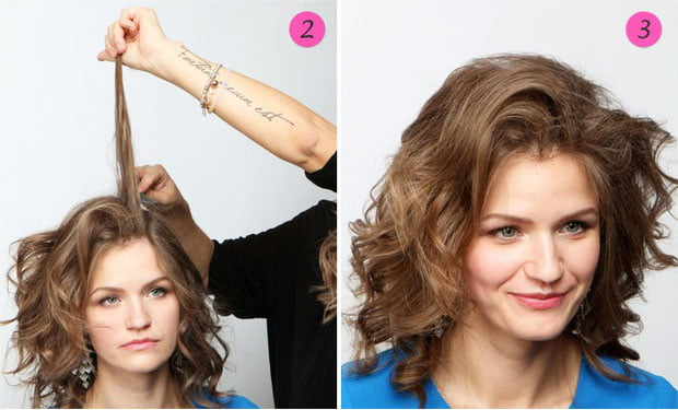 quick step by step easy hairstyles for long hair (12)