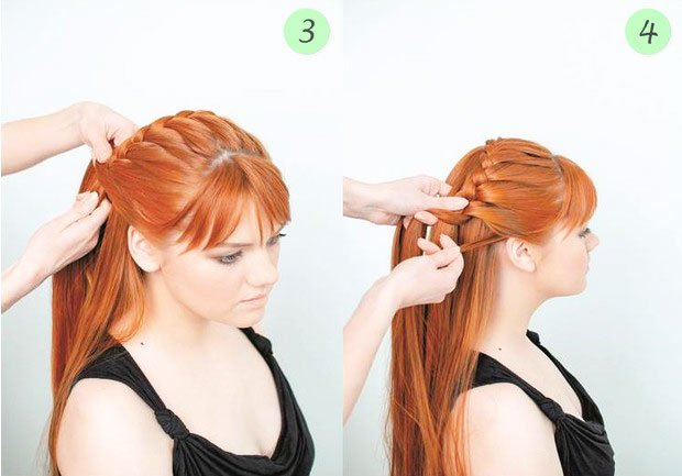 quick step by step easy hairstyles for long hair (19)