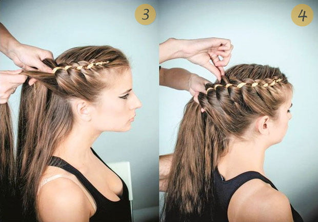 quick step by step easy hairstyles for long hair (20)