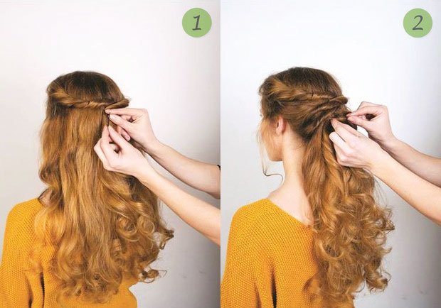 quick step by step easy hairstyles for long hair (21)