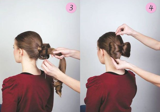 quick step by step easy hairstyles for long hair (23)