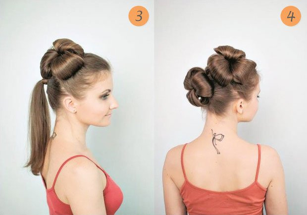 quick step by step easy hairstyles for long hair (26)