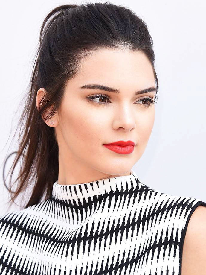 kendall jenner best hairstyle beauty moments (5)