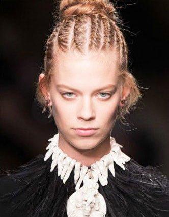 Easy Hairstyles for Medium Length Hair (117)