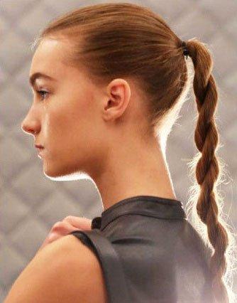 Easy Hairstyles for Medium Length Hair (118)