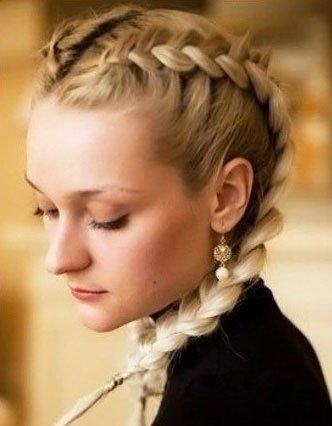 Easy Hairstyles for Medium Length Hair (119)