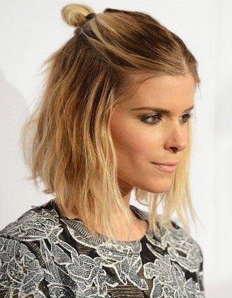 Easy Hairstyles for Medium Length Hair (121)