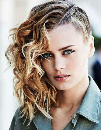 Easy Hairstyles for Medium Length Hair (125)