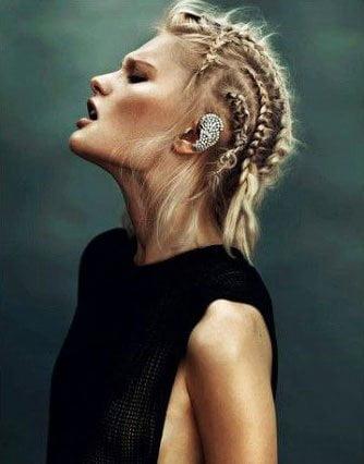Easy Hairstyles for Medium Length Hair (126)