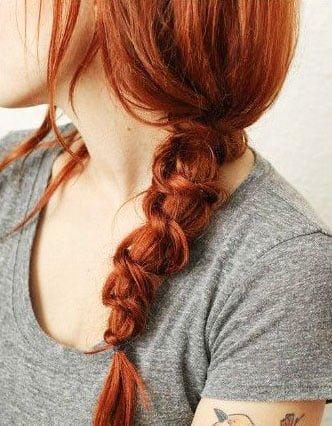 Easy Hairstyles for Medium Length Hair (131)