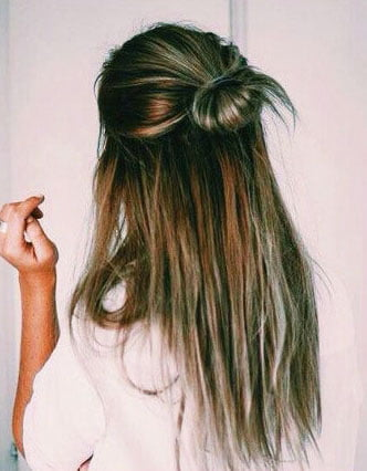 Easy Hairstyles for Medium Length Hair (19)