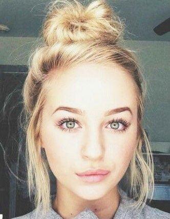 Easy Hairstyles for Medium Length Hair (21)