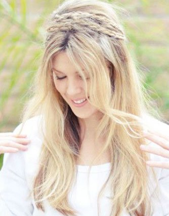 Easy Hairstyles for Medium Length Hair (28)