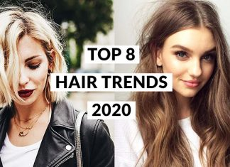Latest Hair Trends With Your Own Hands