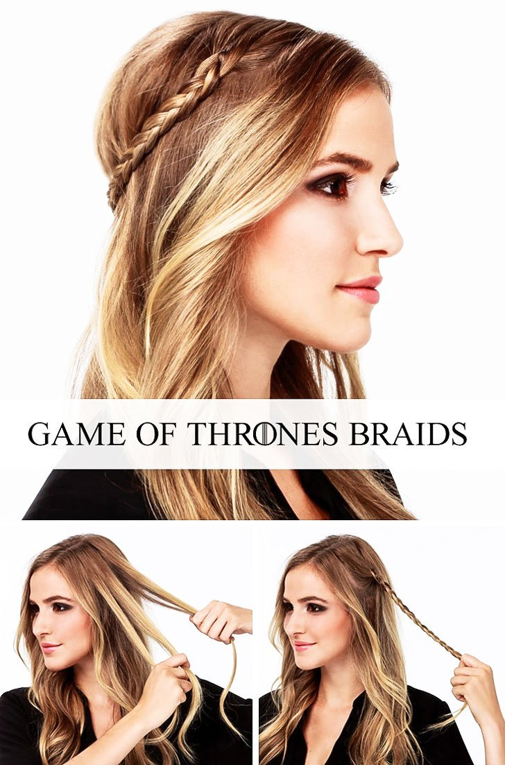 easy game of thrones hairstyles (11)