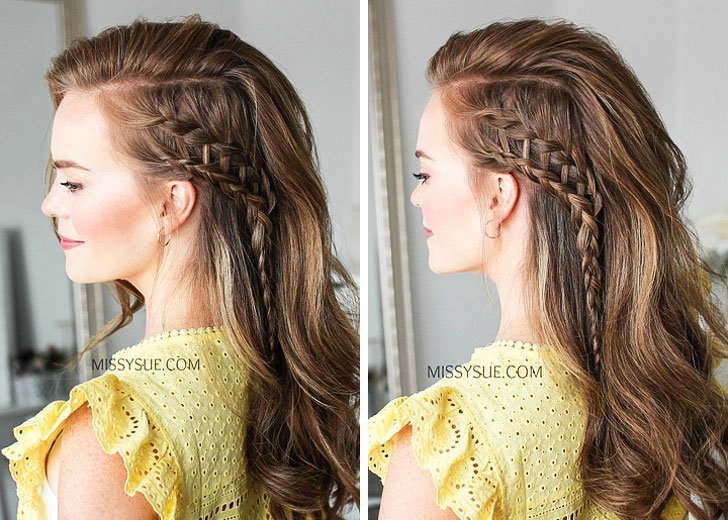easy game of thrones hairstyles (3)