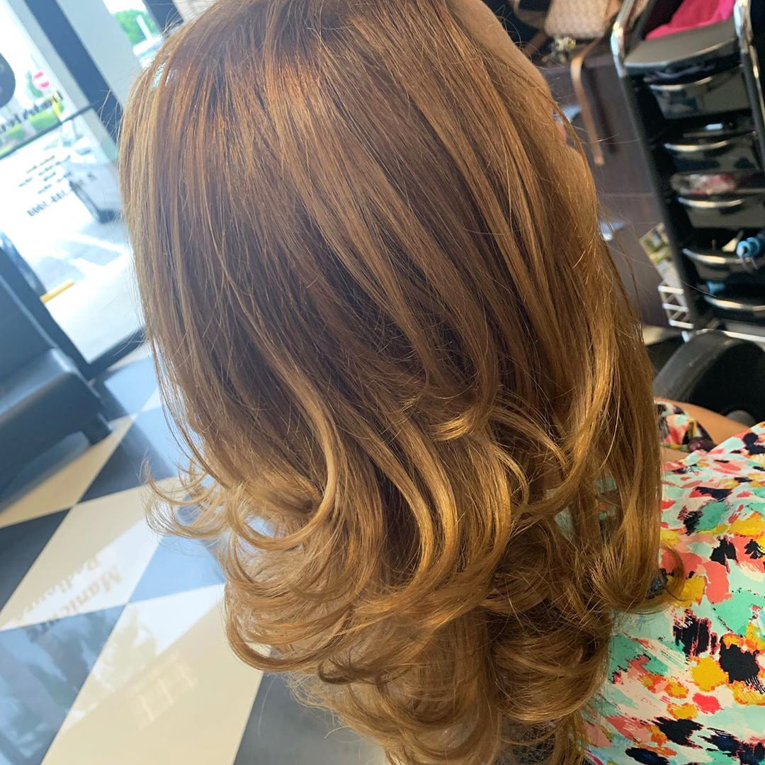 55 Best White Blond Wavy Hair Color Ideas (14)