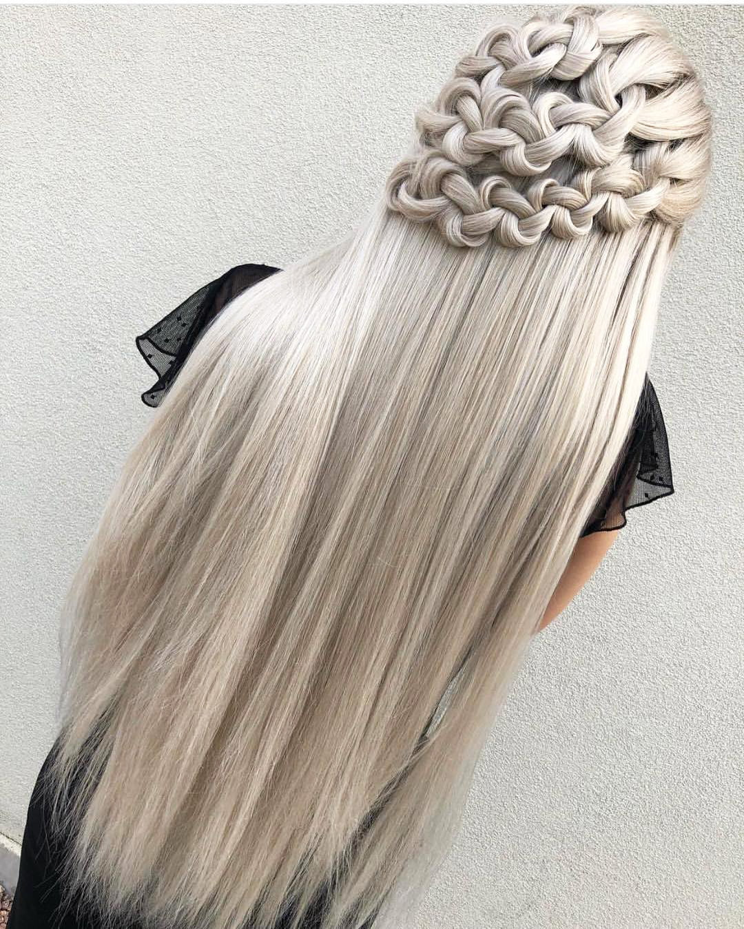 70 Top Hairstyles for Long Thin Hair in 2020 For Women (80)