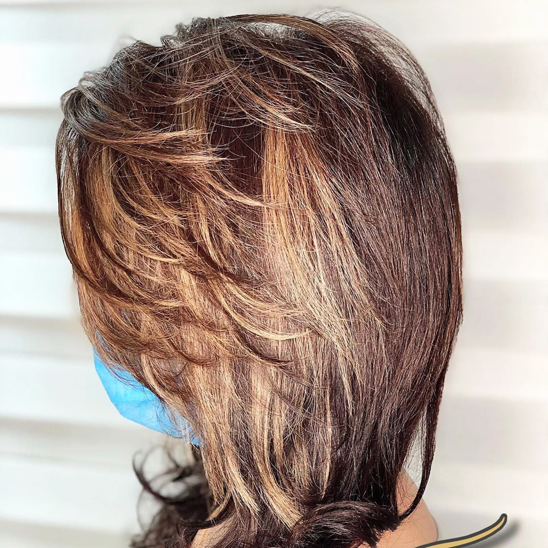 Best Layered Hairstyles And Haircuts Ideas for women (114)
