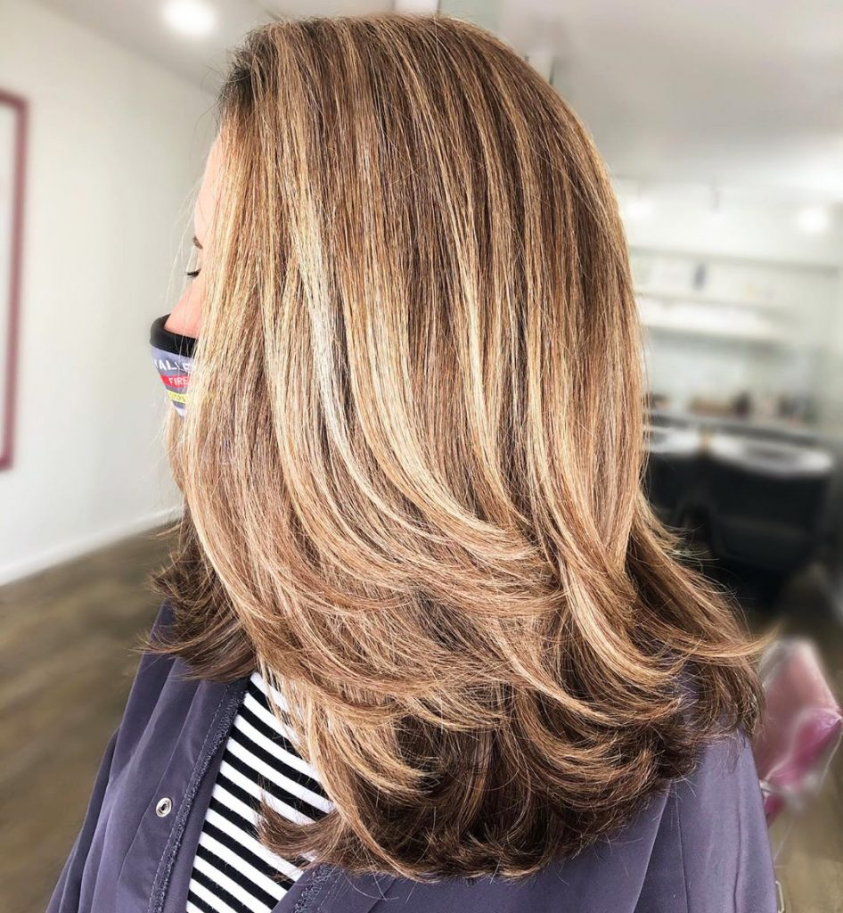 Best Layered Hairstyles And Haircuts Ideas for women (115)
