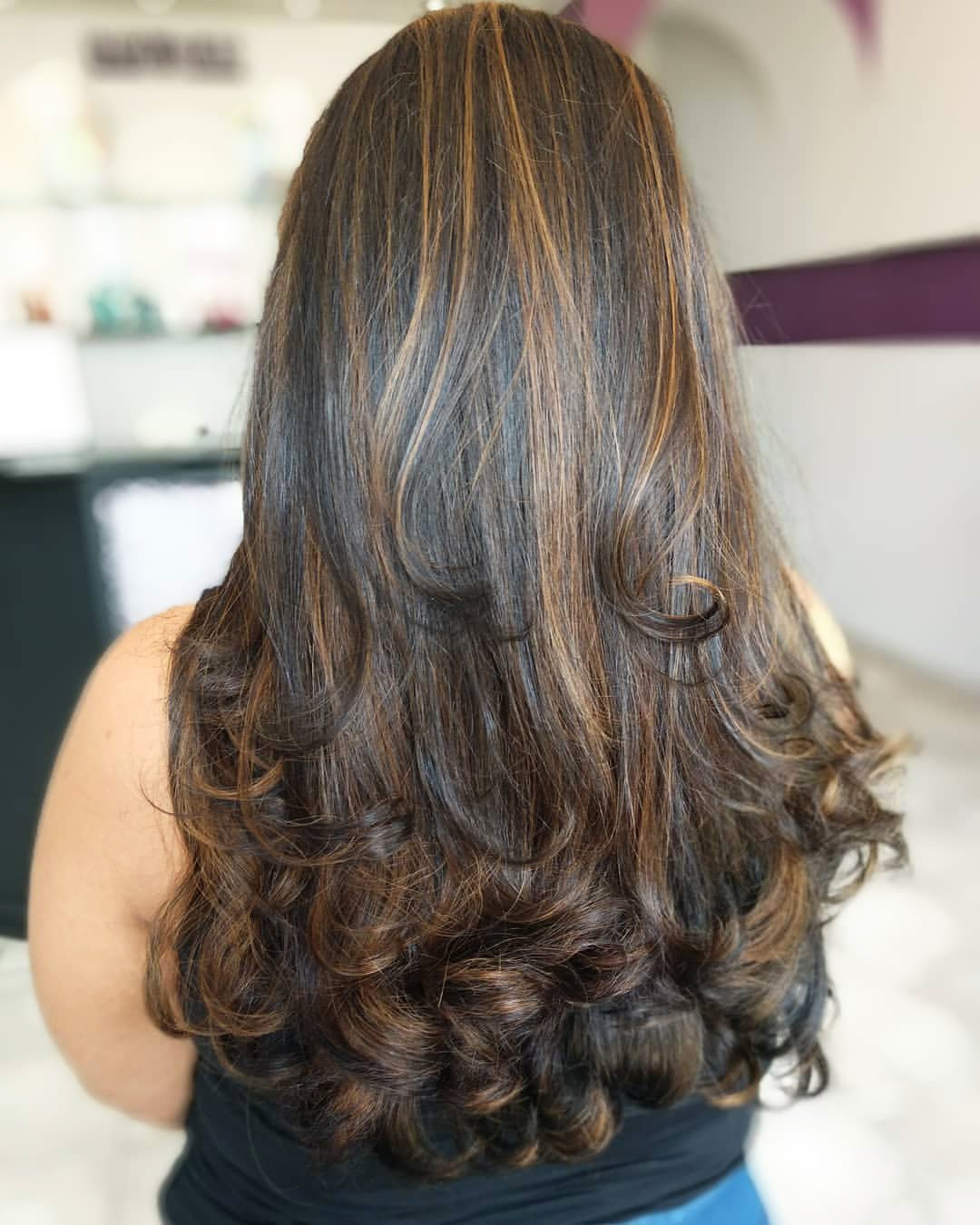 Best Layered Hairstyles And Haircuts Ideas for women (48)