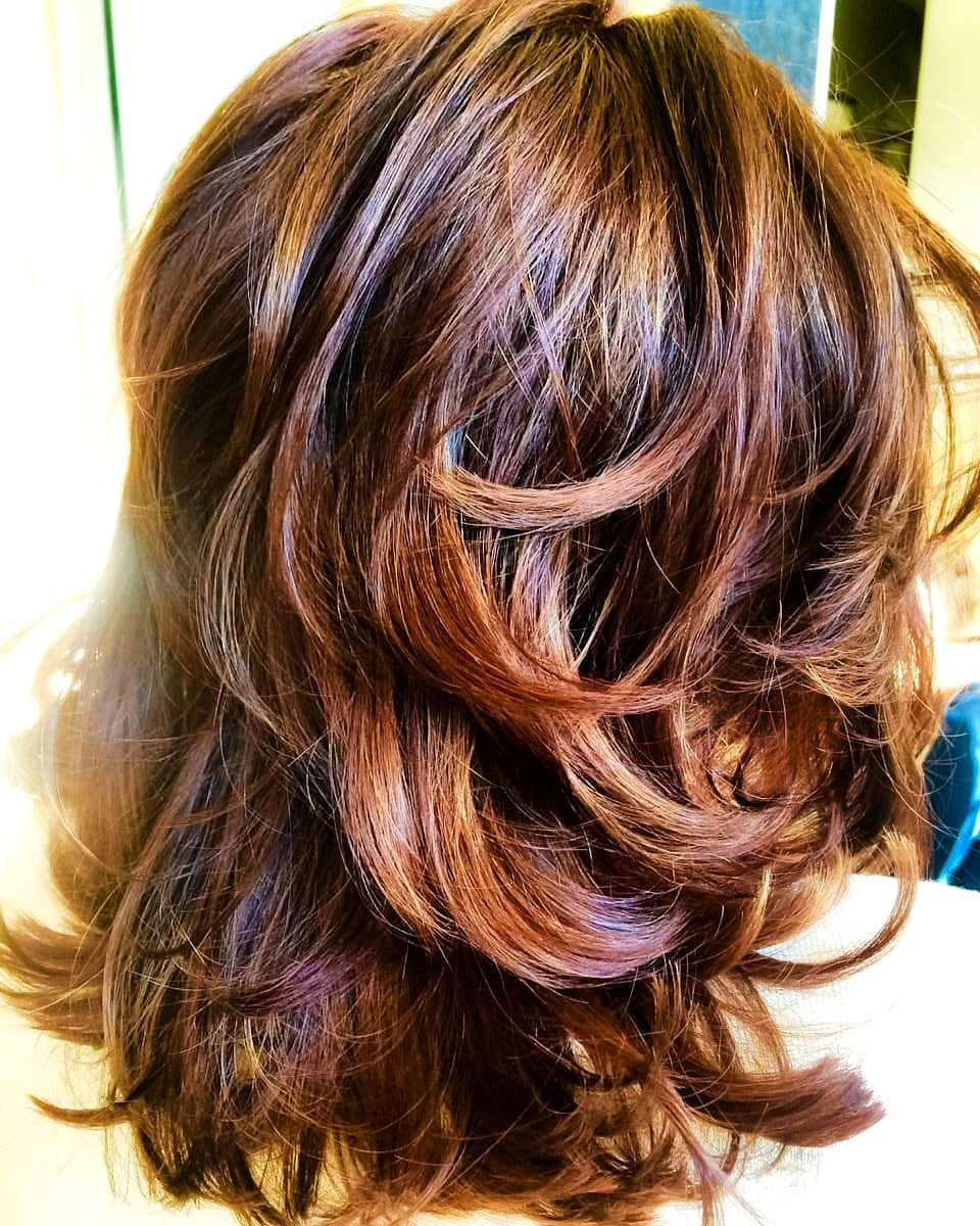 Best Layered Hairstyles And Haircuts Ideas for women (90)