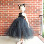 black dress hallowwen