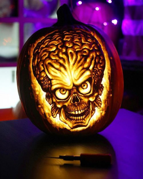 Easy Creative Pumpkin Carving Ideas (2)