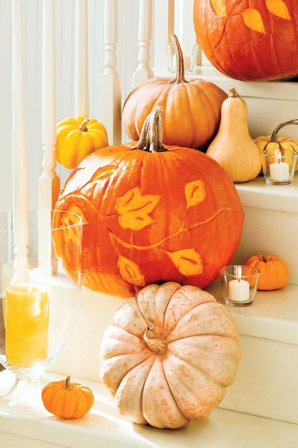 Easy Creative Pumpkin Carving Ideas (37)