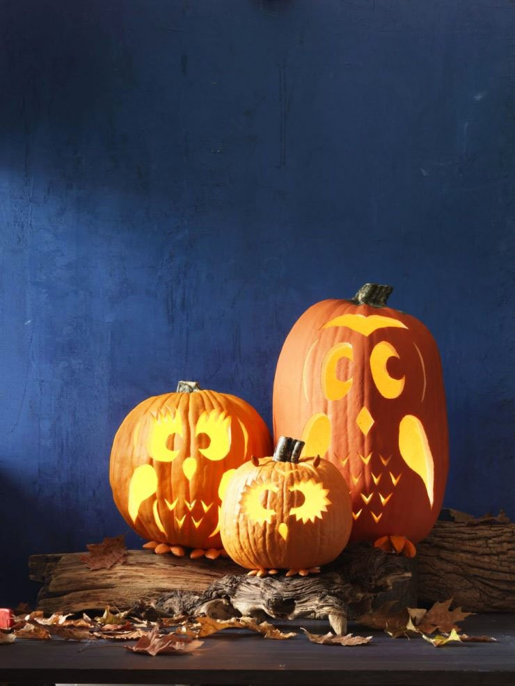 Easy Creative Pumpkin Carving Ideas (59)