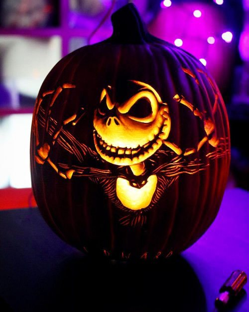 Easy Creative Pumpkin Carving Ideas (6)