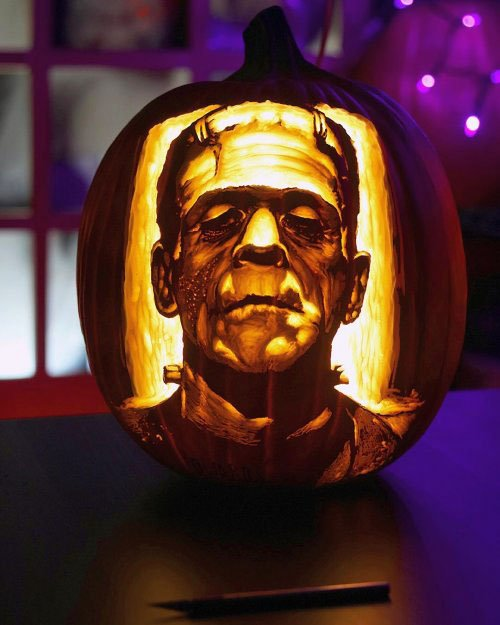 Easy Creative Pumpkin Carving Ideas (8)