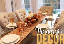 19 Inexpensive Thanksgiving Table Decoration Ideas 2020