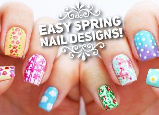 31 Cute Nails for Spring 2020 Ideas Spring Nails, Nail Designs