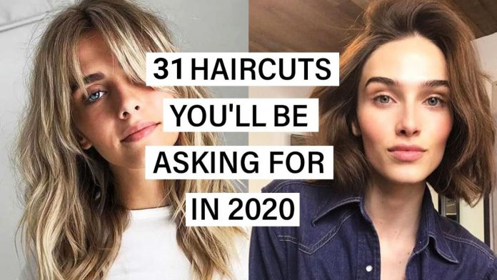 31 Latest Hair Cutting Style for Female