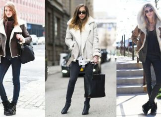 Best Shearling Coat Women-Shearling Jackets Ideas for Women